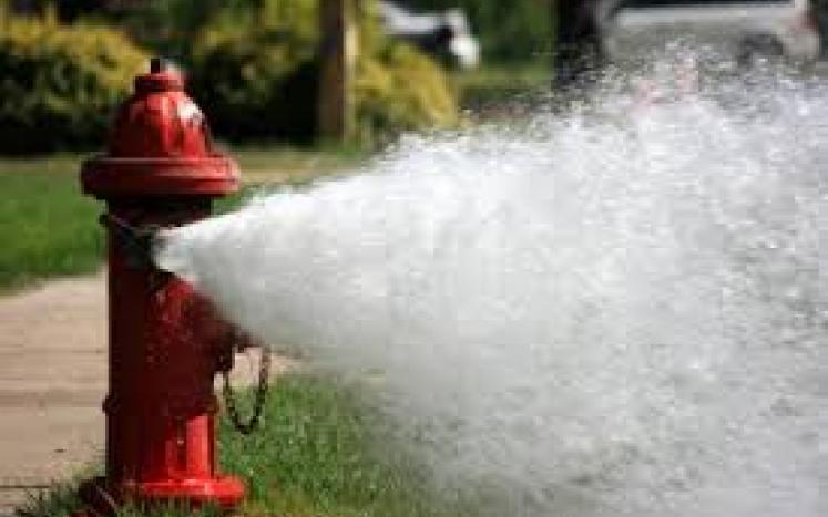 Flushing Hydrant