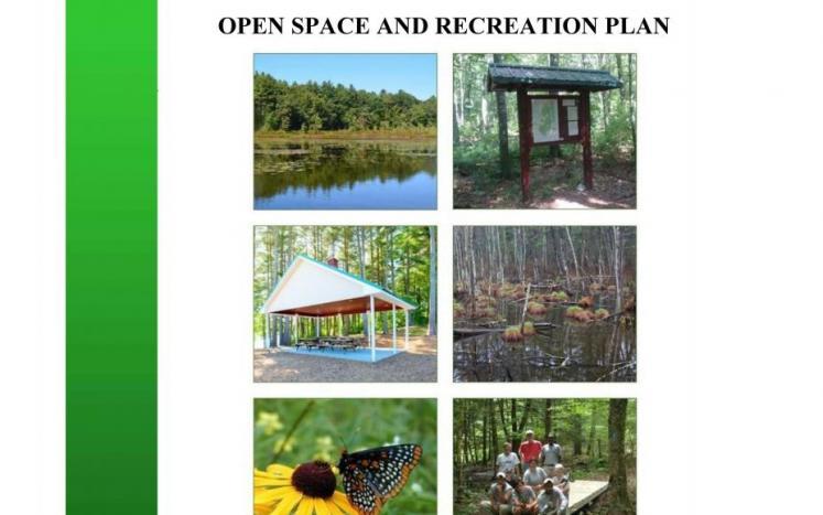 Open space plan