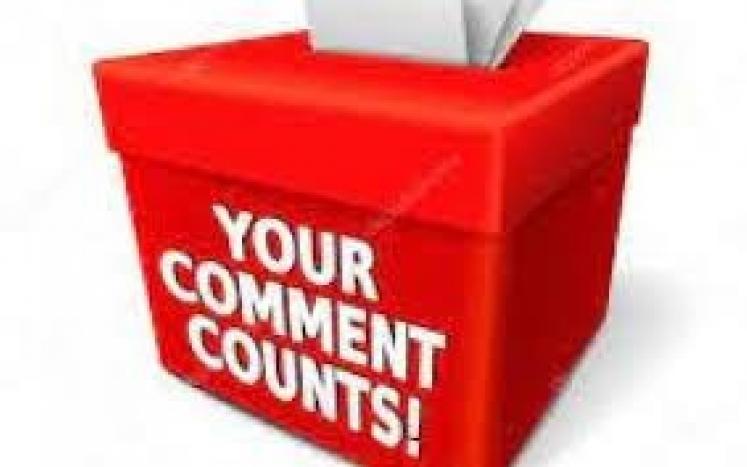 public comment count